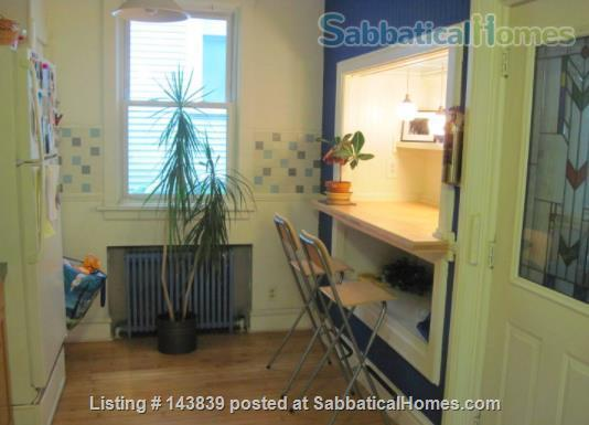 Cute + cozy furnished bungalow - the entire 1st floor is yours Home Rental in Chicago, Illinois, United States 5