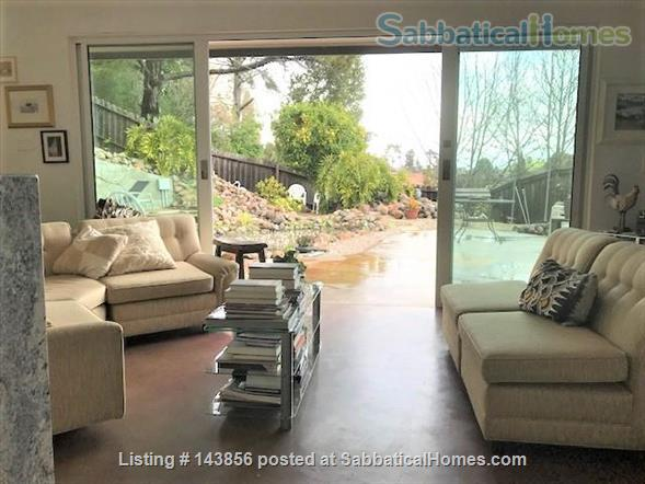Serene, light-filled  furnished home near Berkeley/SF Home Rental in San Pablo, California, United States 1