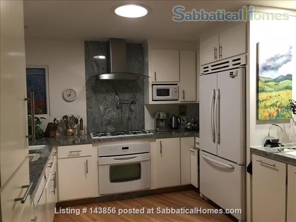 Serene, light-filled  furnished home near Berkeley/SF Home Rental in San Pablo, California, United States 2