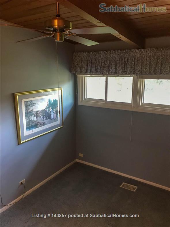 Quaint 3 bedroom ranch home in Wheaton, IL Home Rental in Wheaton, Illinois, United States 7
