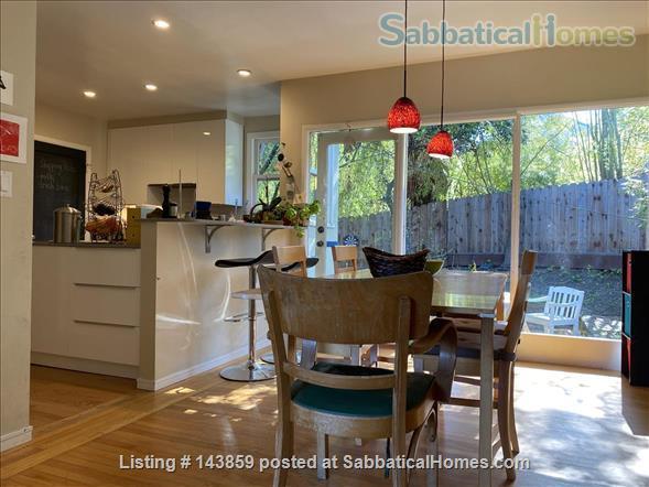 Spacious 4bds/2ba family home in Kensington/Berkeley Home Rental in Kensington, California, United States 2