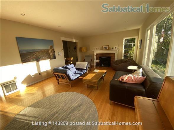 Spacious 4bds/2ba family home in Kensington/Berkeley Home Rental in Kensington, California, United States 5