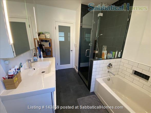 Spacious 4bds/2ba family home in Kensington/Berkeley Home Rental in Kensington, California, United States 6