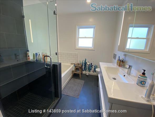 Spacious 4bds/2ba family home in Kensington/Berkeley Home Rental in Kensington, California, United States 7