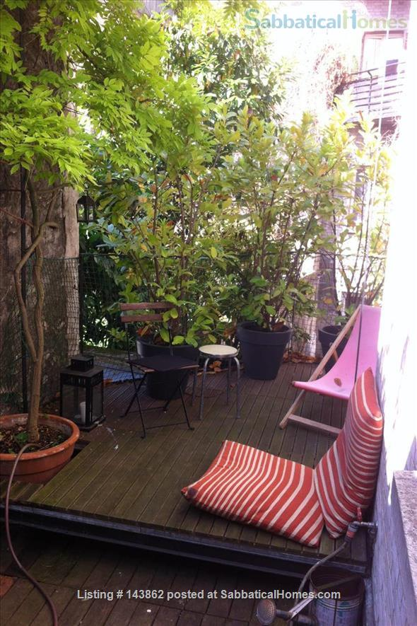 Great apartment in latin quarter with two terraces Home Rental in Paris, Île-de-France, France 5