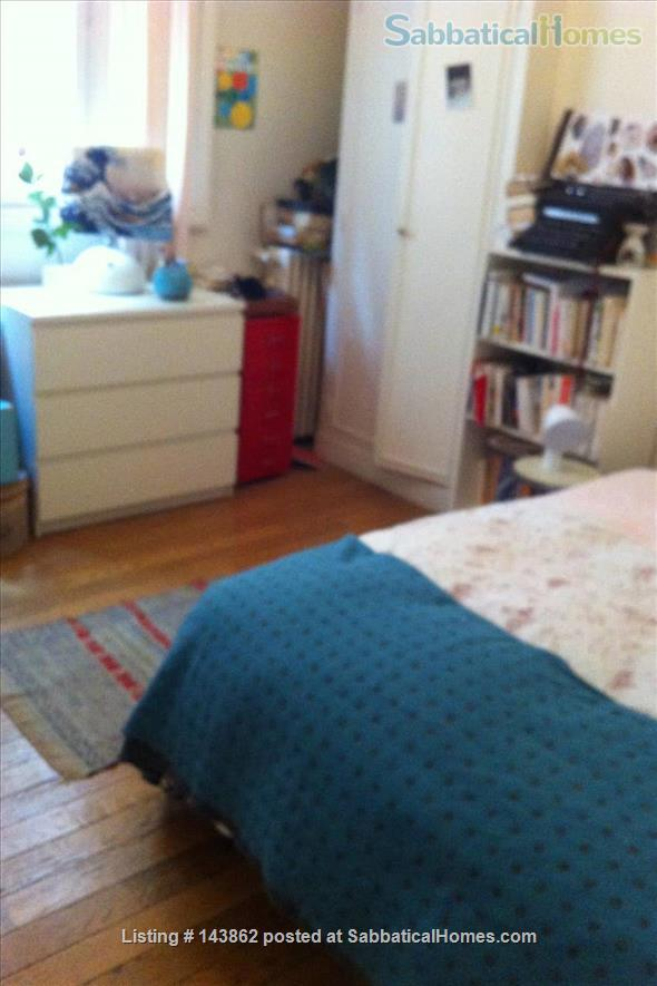 Great apartment in latin quarter with two terraces Home Rental in Paris, Île-de-France, France 6
