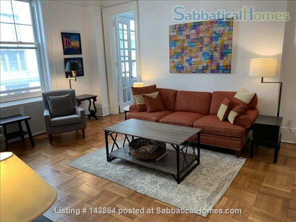 Spacious, Sunny Two Bedroom near Columbia University Home Rental in New York, New York, United States 2