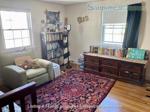 4 BR House w/ Driveway Near Tufts and Davis Square Home Rental in Somerville, Massachusetts, United States 6