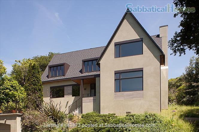 Modern Light-filled Remodeled Home  Home Rental in Berkeley, California, United States 1