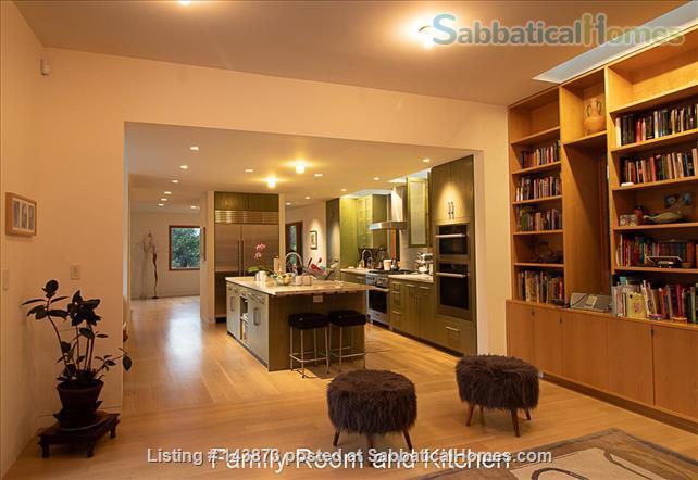 Modern Light-filled Remodeled Home  Home Rental in Berkeley, California, United States 0
