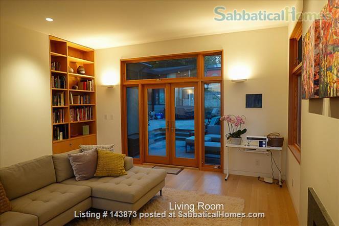 Modern Light-filled Remodeled Home  Home Rental in Berkeley, California, United States 2