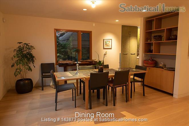 Modern Light-filled Remodeled Home  Home Rental in Berkeley, California, United States 3