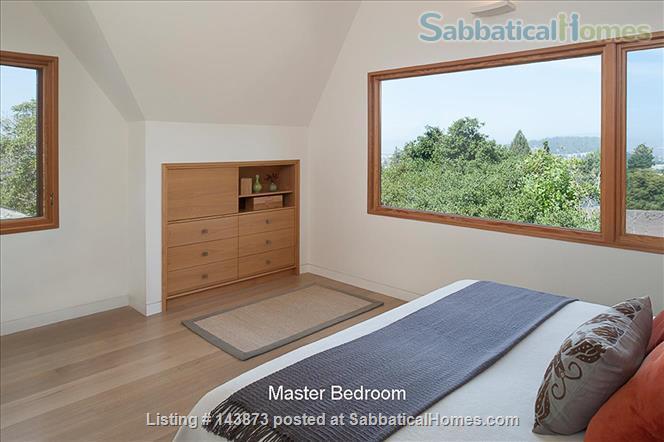Modern Light-filled Remodeled Home  Home Rental in Berkeley, California, United States 4
