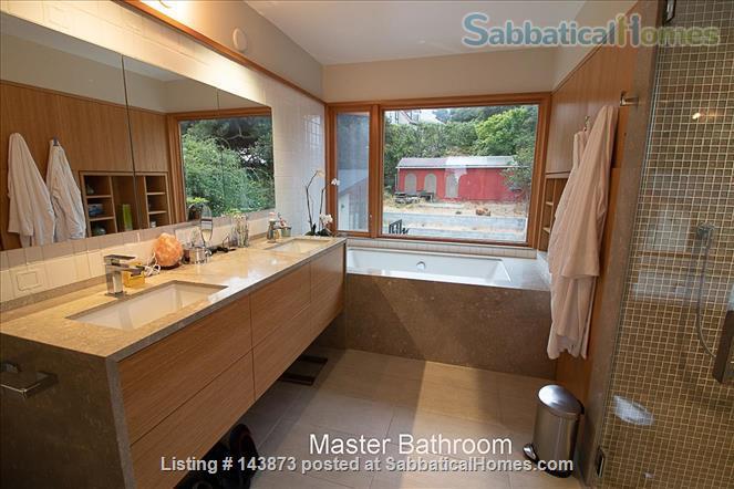 Modern Light-filled Remodeled Home  Home Rental in Berkeley, California, United States 5