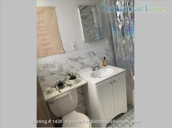Lots of workspace & windows in Bushwick/Ridgewood Home Rental in Ridgewood, New York, United States 6