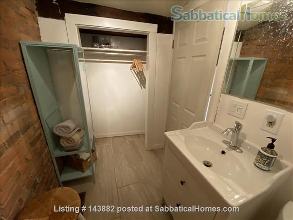 Centrally Located Loft Home Rental in New Haven, Connecticut, United States 0