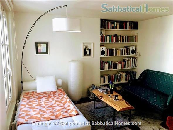 Guy and Elisabeth's two bedroom apartment in central Paris (5eme arrondisement)  Home Exchange in Paris, IDF, France 1