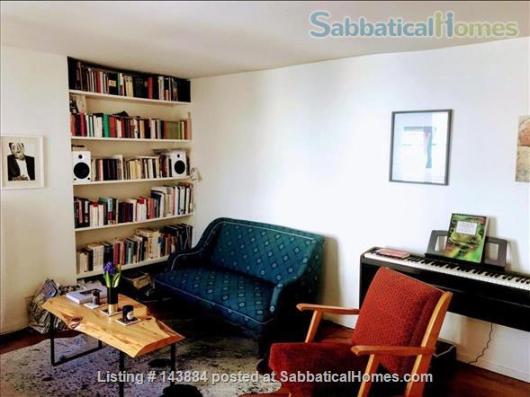Guy and Elisabeth's two bedroom apartment in central Paris (5eme arrondisement)  Home Exchange in Paris, IDF, France 0