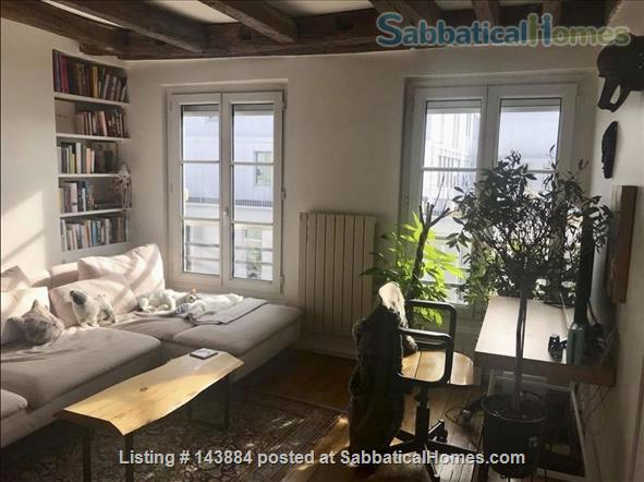 Guy and Elisabeth's two bedroom apartment in central Paris (5eme arrondisement)  Home Exchange in Paris, IDF, France 3