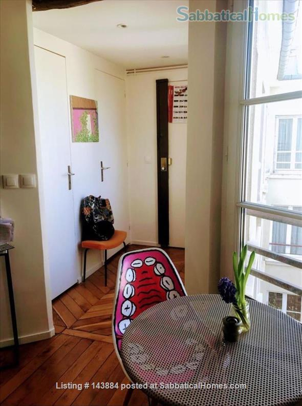 Guy and Elisabeth's two bedroom apartment in central Paris (5eme arrondisement)  Home Exchange in Paris, IDF, France 4