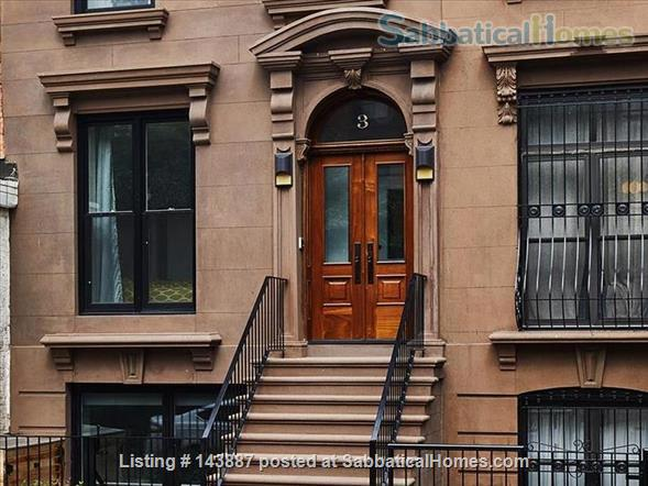 1BR in gorgeous 3BR brownstone in Fort Greene, Brooklyn (mainly to yourself) Home Rental in Fort Greene, New York, United States 3