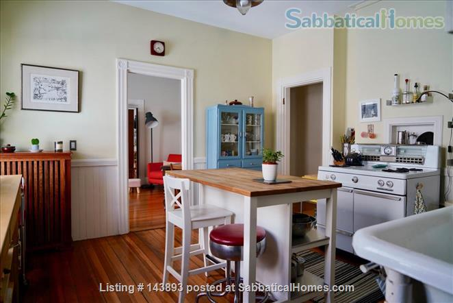 2BR Furnished Pied-a-Terre in Somerville Home Rental in Somerville, Massachusetts, United States 1