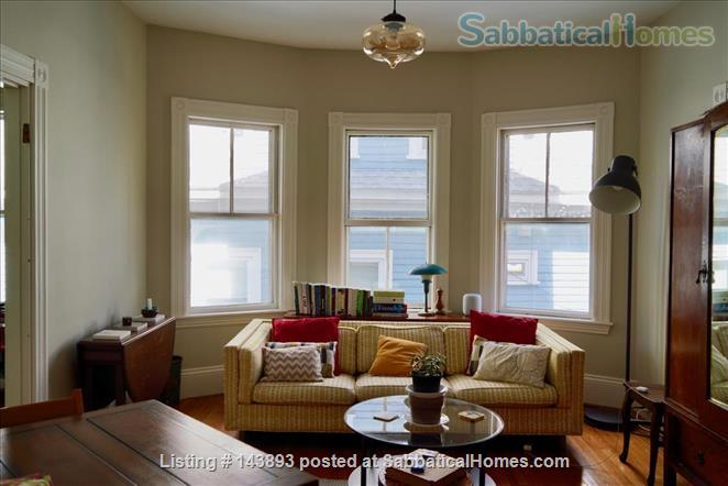 2BR Furnished Pied-a-Terre in Somerville Home Rental in Somerville, Massachusetts, United States 3