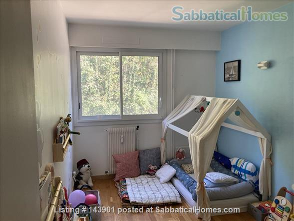 Furnished apartment for rent with great river view in Lyon 4th Home Rental in Lyon, Auvergne-Rhône-Alpes, France 2