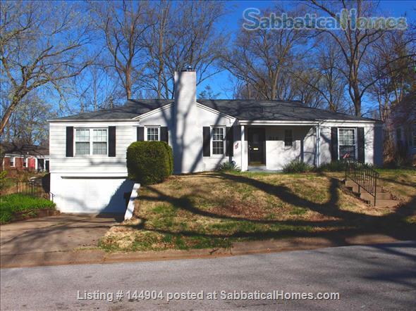 beautiful 3 bed house near washington univ st-louis MO Home Rental in St. Louis, Missouri, United States 1