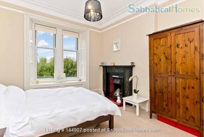 3-Bed Flat in Central Edinburgh for 21/22 academic year Home Exchange in Edinburgh, Scotland, United Kingdom 2