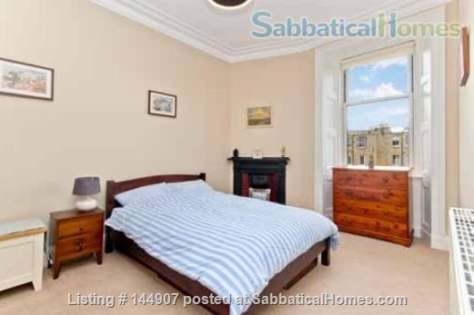 3-Bed Flat in Central Edinburgh for 21/22 academic year Home Exchange in Edinburgh, Scotland, United Kingdom 3