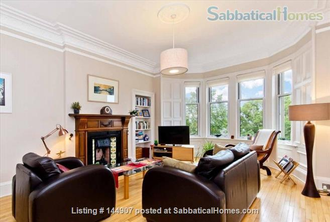 3-Bed Flat in Central Edinburgh for 21/22 academic year Home Exchange in Edinburgh, Scotland, United Kingdom 6