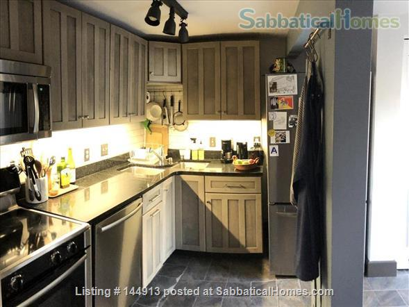 1br + office/guest room mid-century townhouse, furnished Home Rental in State College, Pennsylvania, United States 4