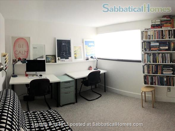 1br + office/guest room mid-century townhouse, furnished Home Rental in State College, Pennsylvania, United States 7