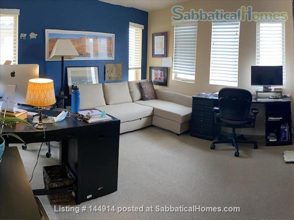 Lovely home in UCSB faculty neighborhood, walk to beach *All Bills Included Home Rental in Goleta, California, United States 9