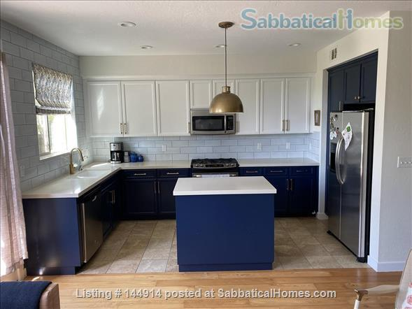 Lovely home in UCSB faculty neighborhood, walk to beach *All Bills Included Home Rental in Goleta, California, United States 3