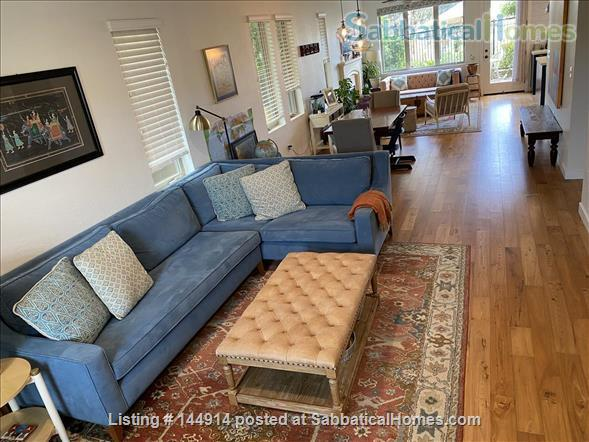 Lovely home in UCSB faculty neighborhood, walk to beach *All Bills Included Home Rental in Goleta, California, United States 2