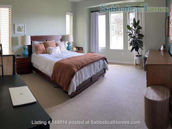 Lovely home in UCSB faculty neighborhood, walk to beach *All Bills Included Home Rental in Goleta, California, United States 5