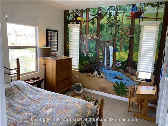 Lovely home in UCSB faculty neighborhood, walk to beach *All Bills Included Home Rental in Goleta, California, United States 7