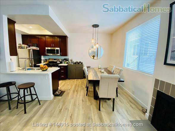 Beverly Hills Adjacent Townhome (2bdrm/2bath) Home Rental in Beverly Hills, California, United States 0
