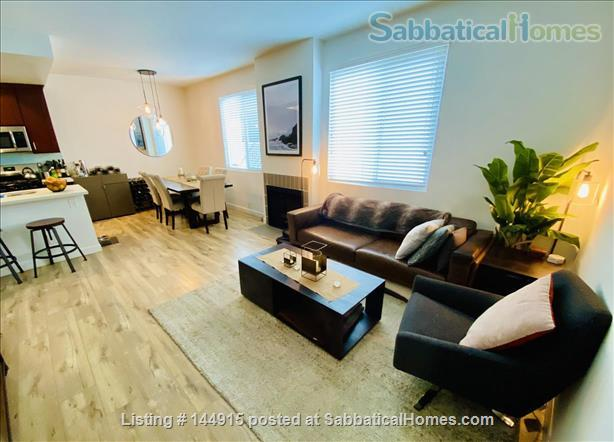 Beverly Hills Adjacent Townhome (2bdrm/2bath) Home Rental in Beverly Hills, California, United States 6
