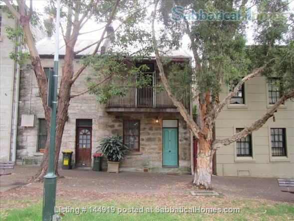 Cottage in inner city village near UTS, University of Sydney, NotreDame Home Rental in Ultimo, NSW, Australia 1