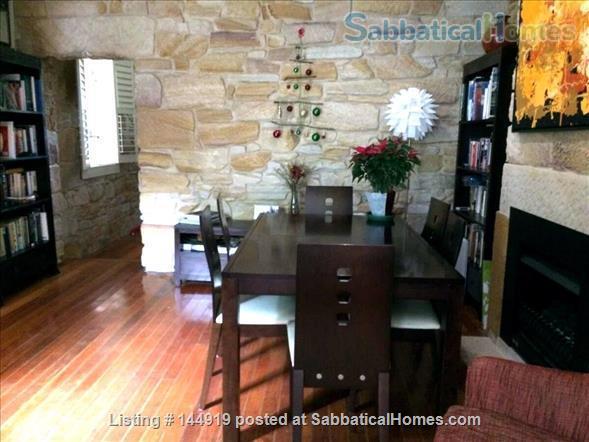 Cottage in inner city village near UTS, University of Sydney, NotreDame Home Rental in Ultimo, NSW, Australia 0
