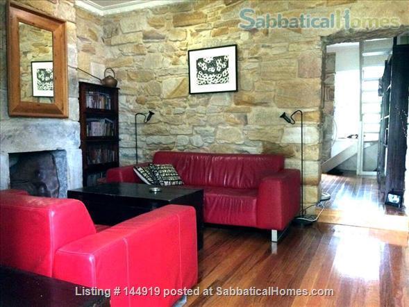 Cottage in inner city village near UTS, University of Sydney, NotreDame Home Rental in Ultimo, NSW, Australia 2