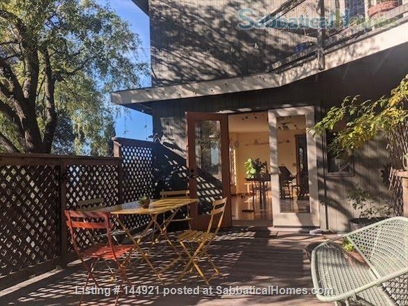 Light-filled, Spacious, Garden-setting Family home with Bay Views Home Rental in El Cerrito, California, United States 0