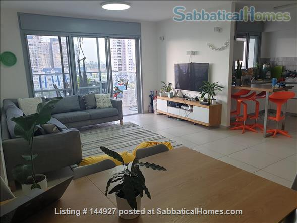 Large 5 room apartment in Rehovot Home Rental in Rehovot, Center District, Israel 1