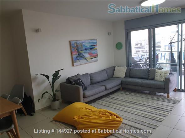 Large 5 room apartment in Rehovot Home Rental in Rehovot, Center District, Israel 0