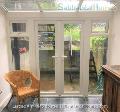 Light and Spacious 3-bed flat  with garden with excellent transport links to Central London Home Rental in Finsbury Park, England, United Kingdom 4