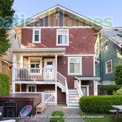 Character Home Home Rental in Vancouver, British Columbia, Canada 9