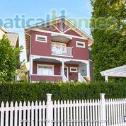 Character Home Home Rental in Vancouver, British Columbia, Canada 1